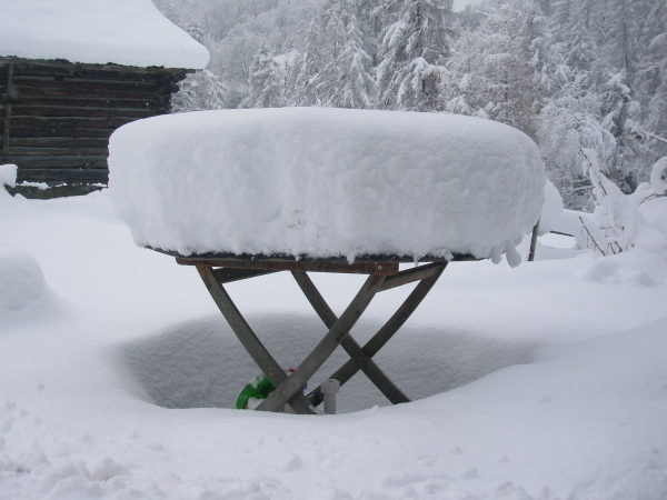 50cm of fresh snow
