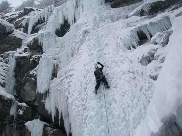 Pitch 2, Coop Icefall
